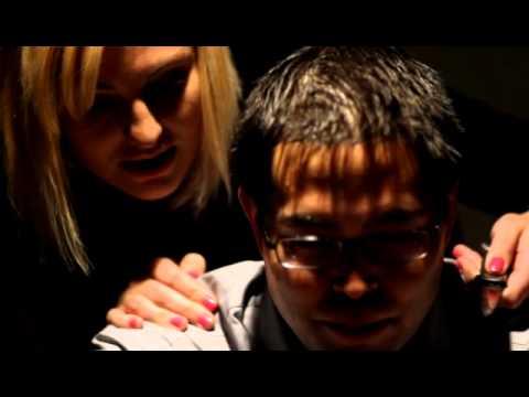 "Demo Scene - ""Spy vs. Guy"" with Anna Hanson and Fr..."