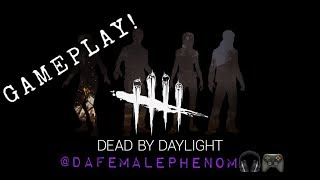 Dead By Daylight Gameplay With friends and family !