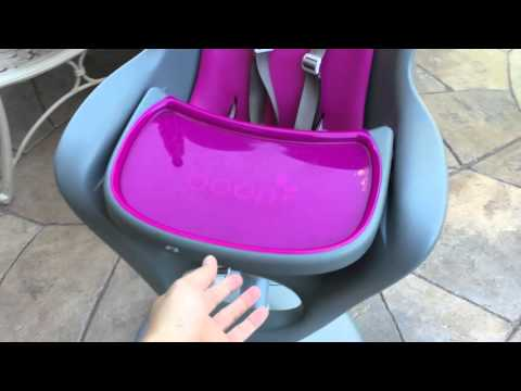 Peeling the Boon Flair High Chair - Part 2