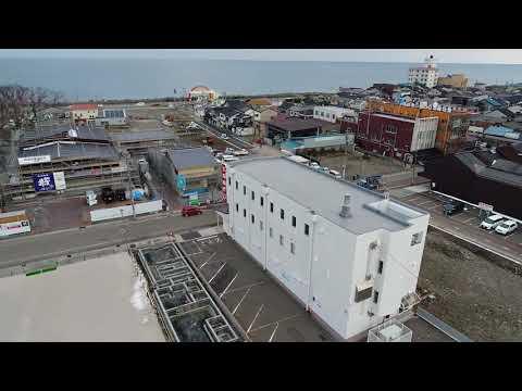 大規模火災から1年…新潟県糸魚川市