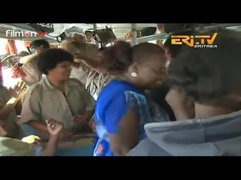 Eritrean Women Celebrating New Year