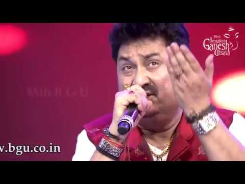 """Ek Ladki Ko Dekha"" from the movie 1942 A Love Story by Kumar Sanu at 55th Bengaluru Ganesh Utsava Mp3"