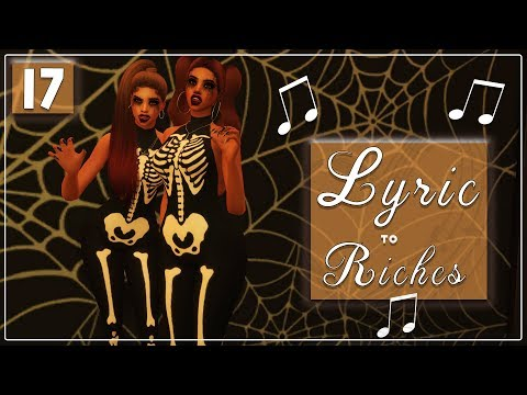 The Sims 4 ? Lyric to Riches ? #17 Halloween Party thumbnail