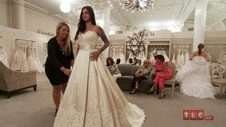 Wedding Dress Tips - Timeless Satin Ball Gown | Say Yes to the Dress