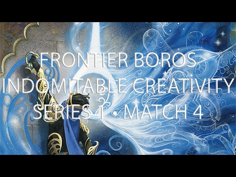 [Frontier] Boros Indomitable Creativity Combo vs. Jeskai Midrange