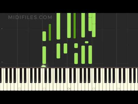 """How to play """"The Most Beautiful Girl """" by Charlie Rich on your piano ?"""