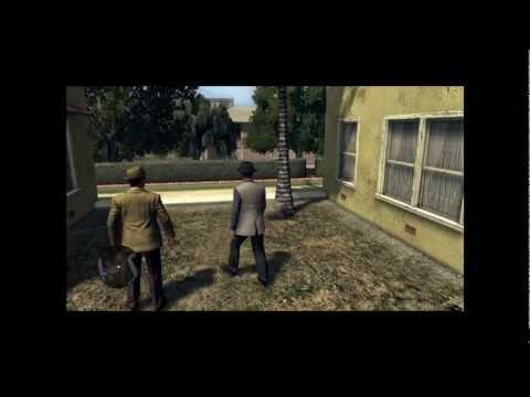 L.A. Noire: Red Lipstick Murder Part 3: Talk First, Fight Later