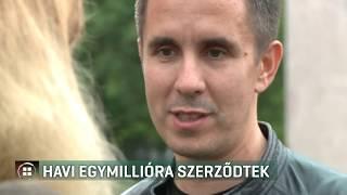 Havi 1 millióra szerződtek Czeglédy Csaba irodájával 19-11-10