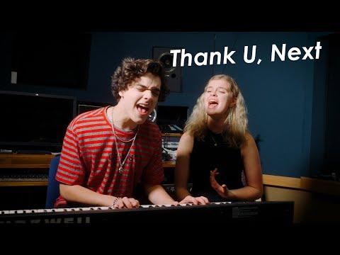 Ariana Grande - thank u, next (Cover by Alexander Stewart x Serena Rutledge)