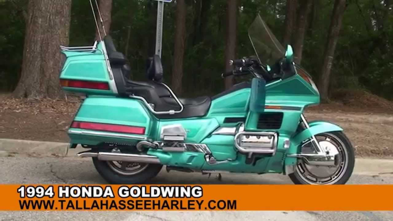 used 1994 honda goldwing motorcycles for sale jacksonville florida