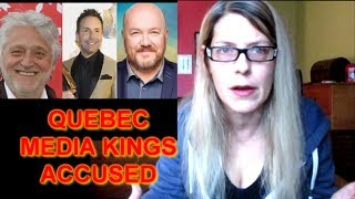 TOP QUEBEC HOSTS, PRODUCERS ACCUSED IN MISCONDUCT SCANDAL