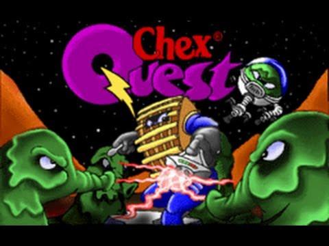 Chex Quest: Rescue on Bazoik - Part I