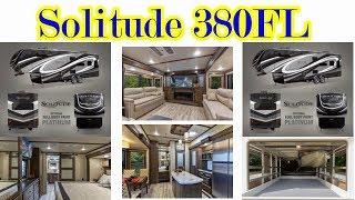 "Solitude 380FL by Grand Design  - w/Paul Chamberlain, Jr. ""The Air Force Guy"""