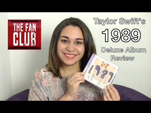 1989 Deluxe Edition by Taylor Swift - Album Review