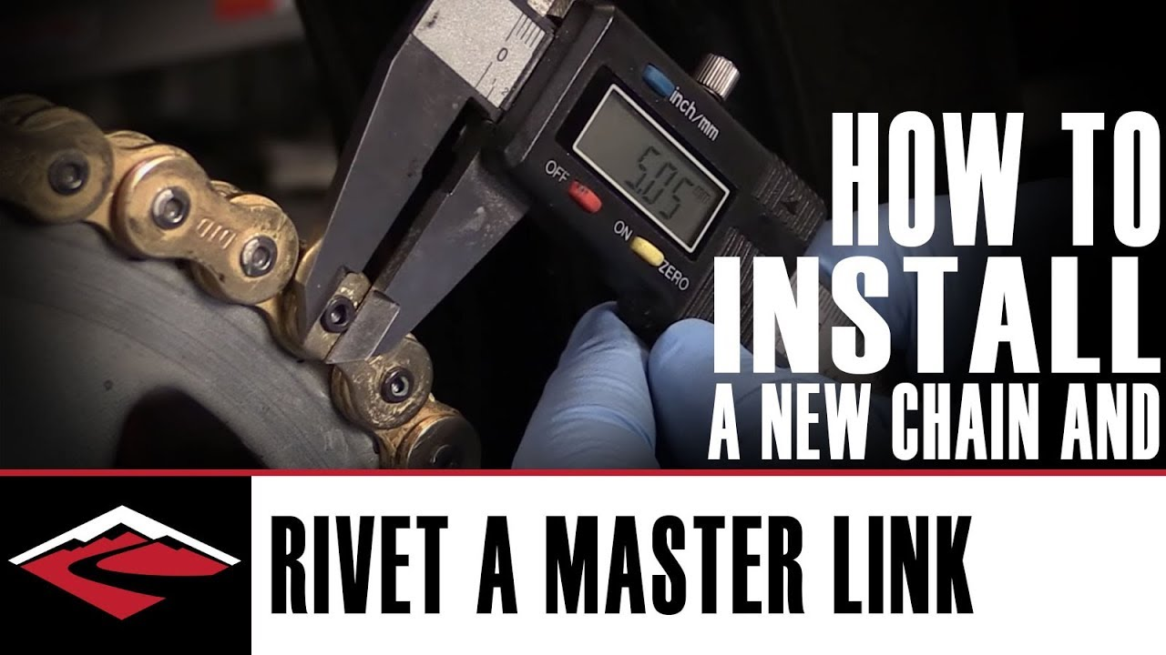 How To Install A New Motorcycle Chain And Rivet The Master Wiring Twin Plug Socket Together With Patente Us7184258 Power Link