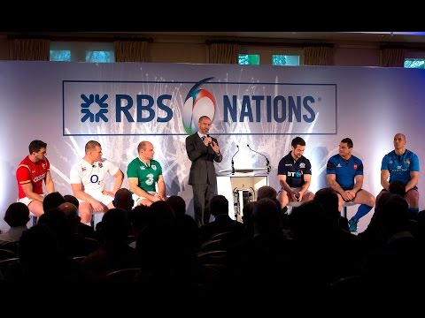 2016 RBS 6 Nations Press Conference
