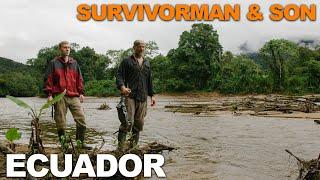 Survivorman & Son   Episode 3   Ecuador   Les Stroud