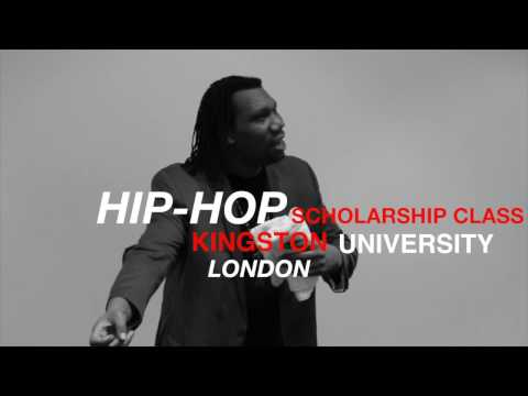 KRS ONE UK Lecture - Kingston University - gotkushTV/GKTV - Part 1