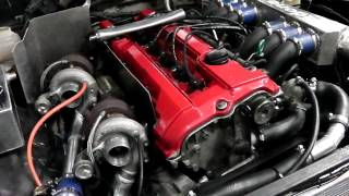 MUSSO 3200cc Twin Turbo(Mercedes Benz M104)