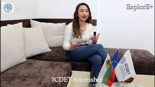 EXPLORE+ | Internship At ICDET