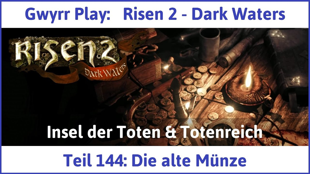 Risen 2 Teil 144 Die Alte Münze Lets Play Youtube