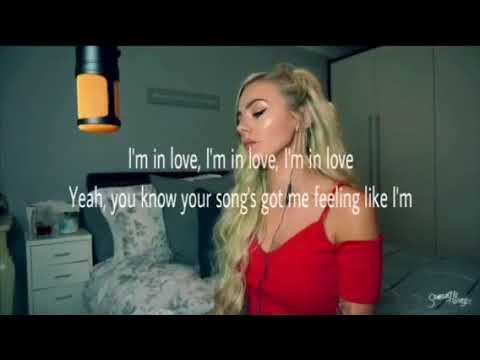 Your song by Rita Ora - cover by Samantha Harvey