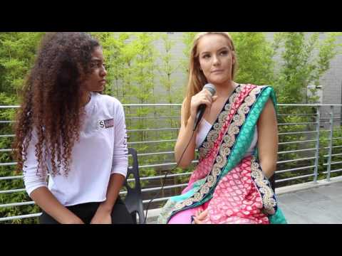 Australian Catholic girl converts to Hinduism/Sanatana Dharma