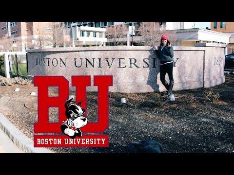 Boston University Move in Day 2017 | Freshman Year |