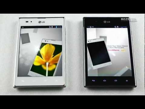 Смартфон LG Optimus Vu P895