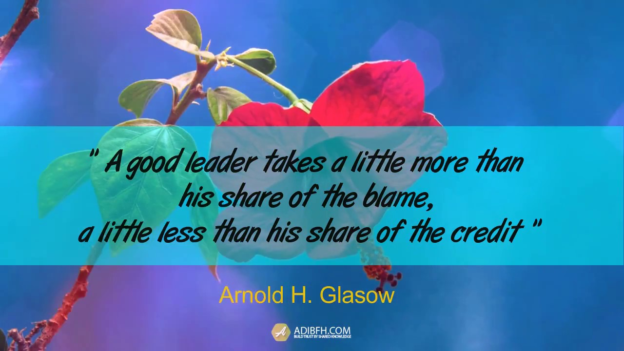 Great Leadership Quotes 9 Great Leadership Quotes Under 3 Minutes  Youtube