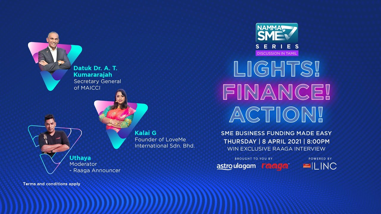 LIGHTS! FINANCE! ACTION! SME Business Funding Made Easy