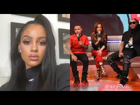 """Baby Mama"" Of Bow Wow & Rapper Future ADMITS She DOESNT WANT Support From Them"