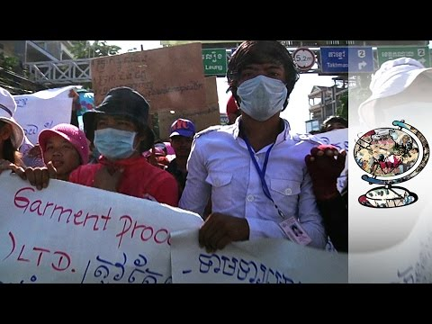 The Abuse Behind Cambodian Garment Worker Protests (2014)