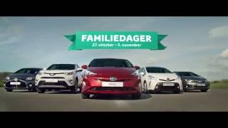 Toyota Familiedager