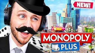 MONOPOLY PLUS: BUILDING A NEAT CITY!!