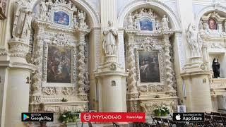 Kirche St  Matthäus – Einführung – Lecce – Audioguide – MyWoWo Travel App