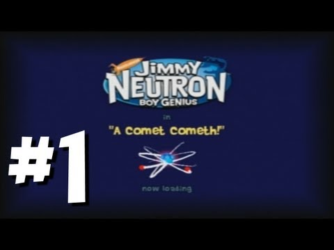 Jimmy Neutron: Attack of the Twonkies - Episode 1: A Comet Cometh!
