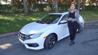2016 Honda Civic: 5 Cool Things