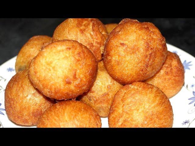 Bread Bonda Recipe   How to Make Bread Bonda with Eng Subtitles   PDTV Foods