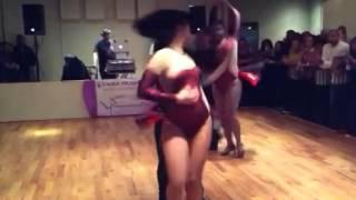 SOS Social salsa performance Nieves Dance Company