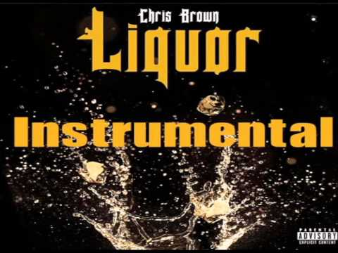Chris Brown  Liquor  Instrumental