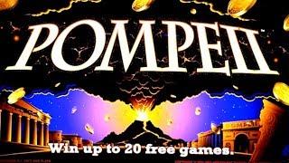 Pompeii Original Slot Machine GREAT WINS | Can Can de Paris Slot Machine BONUS