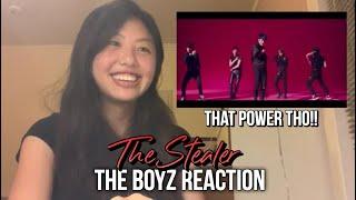 THE STEALER - THE BOYZ (더보이즈) REACTION
