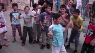 Çılgın dans kapışması Bağcılar