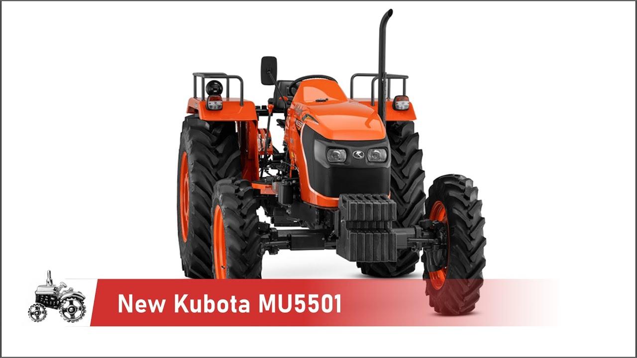 New Kubota Mu5501 Japan Agricultural Tractors Tractorlab