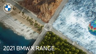 homepage tile video photo for There's an X for That | 2021 X Range | BMW USA
