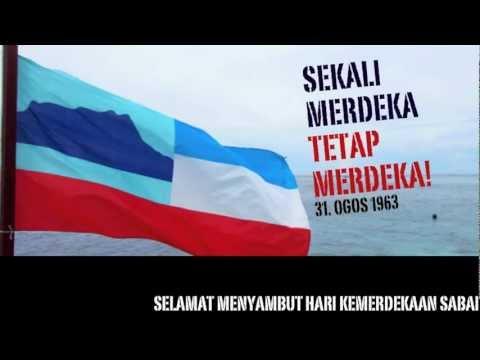 Sabah (North Borneo) Merdeka Tetap Merdeka!