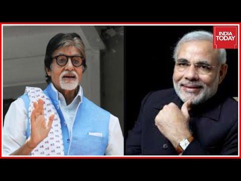 Big B To Host 2 Year Celebrations Of Modi Government