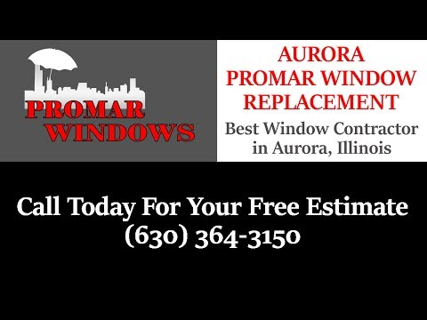 Replacement Windows & Door Company in Aurora, Illinois | (630) 364-3150