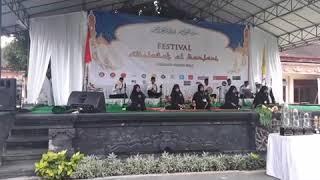 ARMADA Kediri Tabanan Bali    Festival Al Banjari PERMATA POLDA BALI 2017